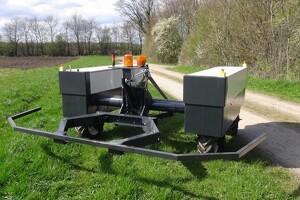 Forskning fører til robottraktor og golfboldeopsamler