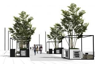 Aarhus City får nyt grønt åndehul