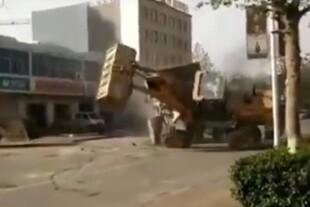 Fredagsvideo: Showdown in China