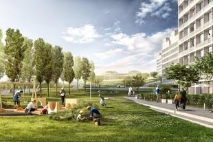Bypark til 100 millioner kroner på vej i Aarhus