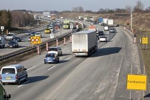 Danske Anlægsentreprenører: Fortsæt fartkontrollen ved vejarbejder