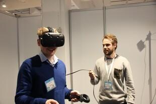 VR indtager ejendomsbranchen