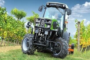 Ny generation af små traktorer fra Deutz-Fahr