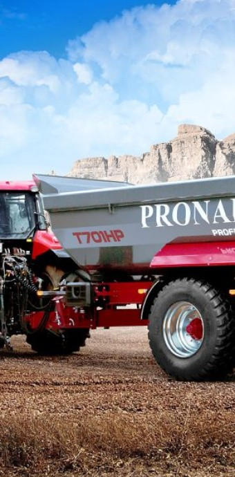 Brørup Traktor- & Maskincenter bliver regional PRONAR-importør