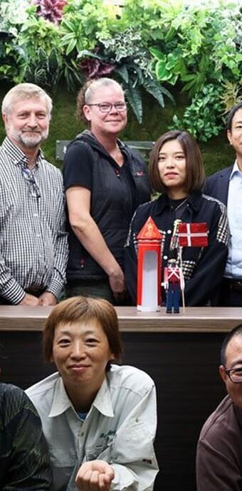 Portræt: Det japanske eventyr fortsætter hos Timan