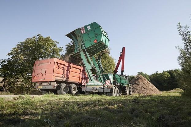 En ændring af et EU-direktiv om produktion af biomasse vil få stor betydning for danske skoventreprenører. Foto: DM&E.