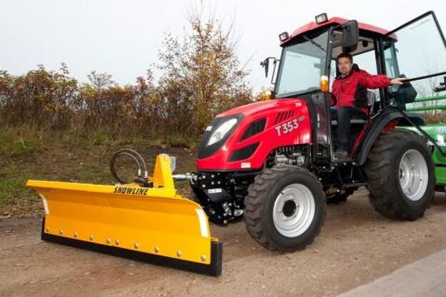 Koreanske TYM traktorer tager konkurrencen op