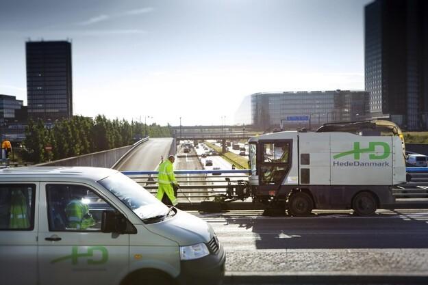 HedeDanmark får grønt og hvidt ansvar i Hillerød