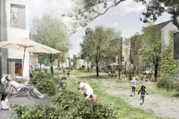 Træer og grønne byrum i fokus for nyt Amager-kvarter