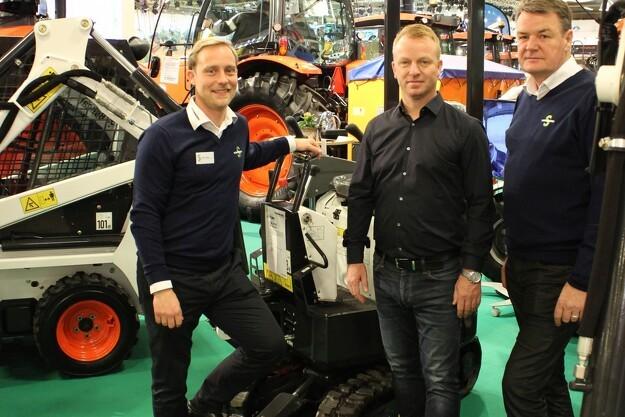 Loxam køber 15 nye Bobcat-maskiner