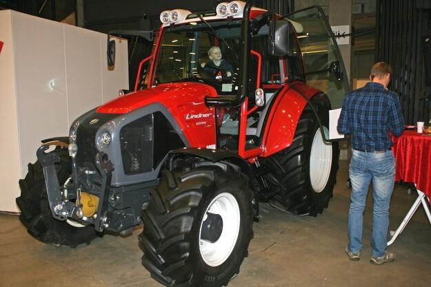 Ny traktor er kommet på vejen i Danmark
