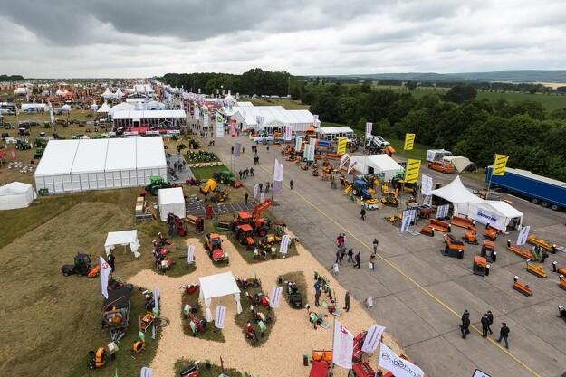Stor interesse for grøn fagmesse på tysk flyveplads