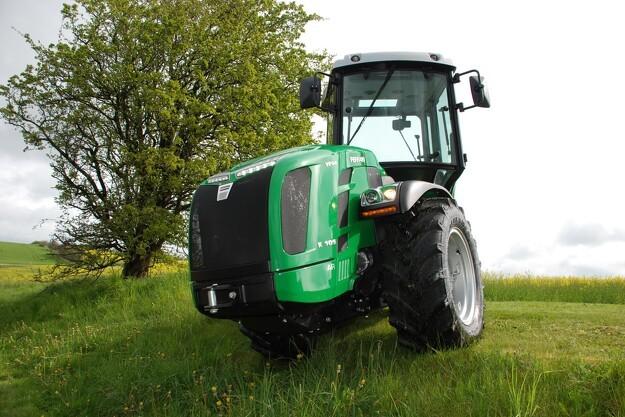 Danmarkspremiere på Ferrari-traktor