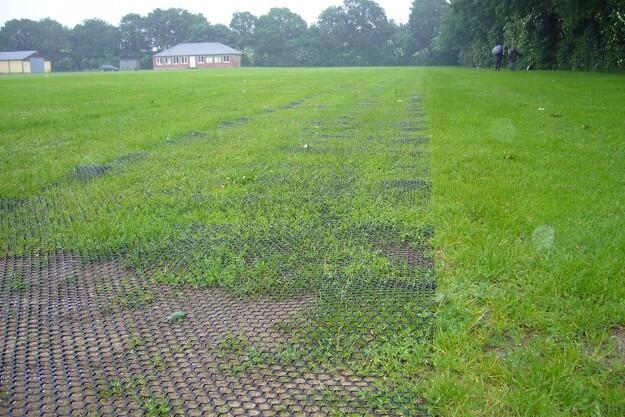 Kan armeringsnet redde en våd sommer?