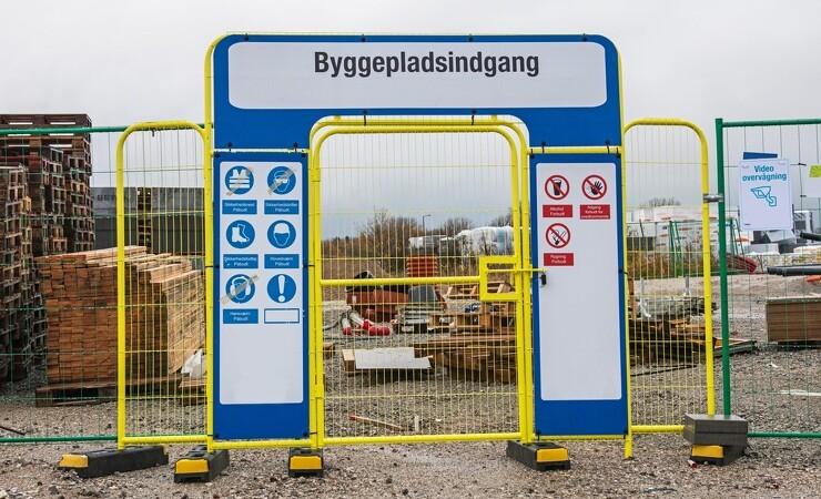 Sikkerheden i bygge og anlæg halter