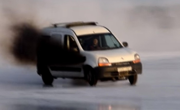 Lille varebil med store kræfter