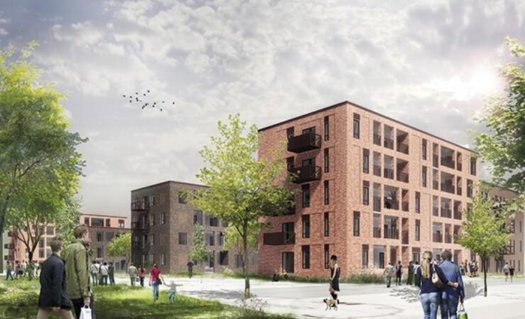 A. Enggaard bag nyt boligprojekt med 52.000 etagemeter