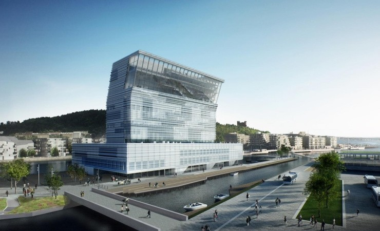 Stort Munch-museum får dansk lyd