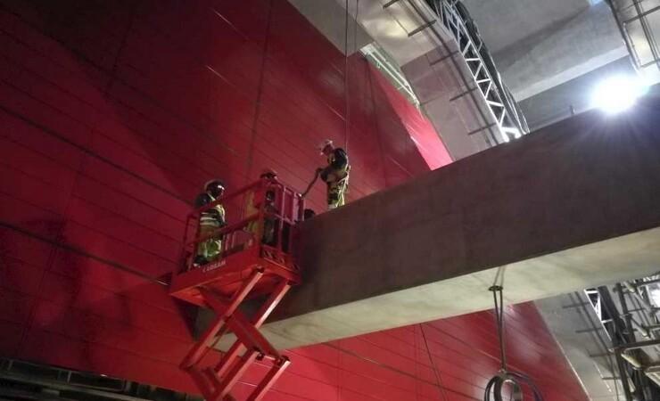 Metroarbejder fyret efter involvering i straksforbud