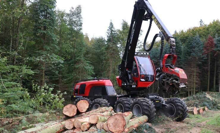 Gamle tricks skal få røde maskiner i skoven