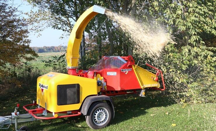 Fransk flishugger til traileren konkurrer på kvalitet