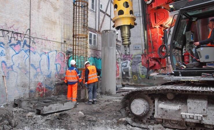 CG Jensen får robotstål til byggeprojekt
