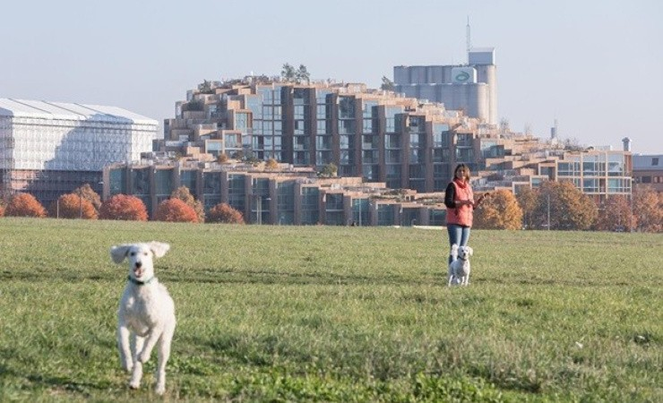 BIG bygger stort i Stockholm