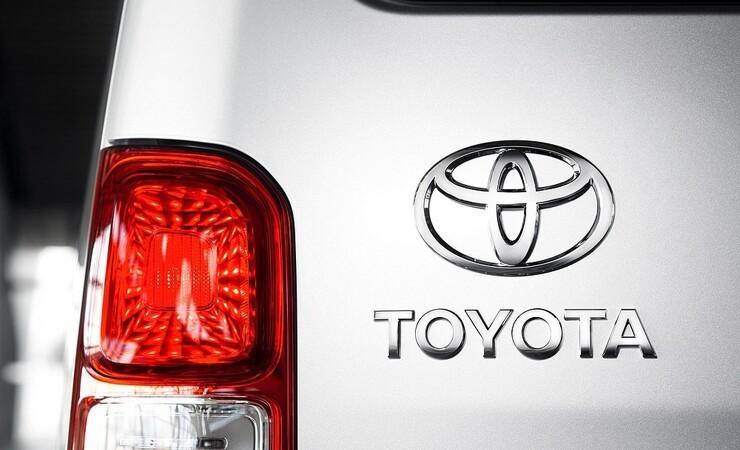 Endnu en fransk Toyota
