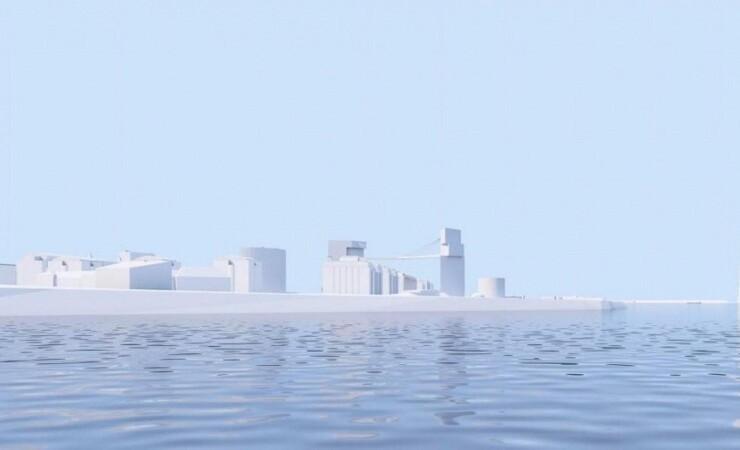 Milliardprojekt med tårn på 280 meter rykker et lille skridt nærmere