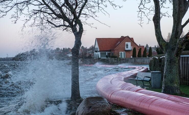 Socialdemokratiet ønsker en mere aktiv kystbeskyttelse