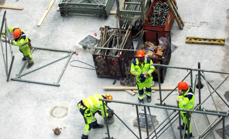 Nye stålkvoter kan presse byggeriet