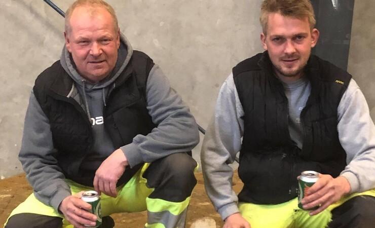 Fynbo bytter landmandskarrieren ud med en bronzemedalje