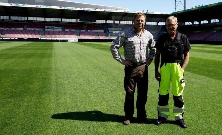 Suveræne MCH Arena har endnu engang Danmarks bedste bane