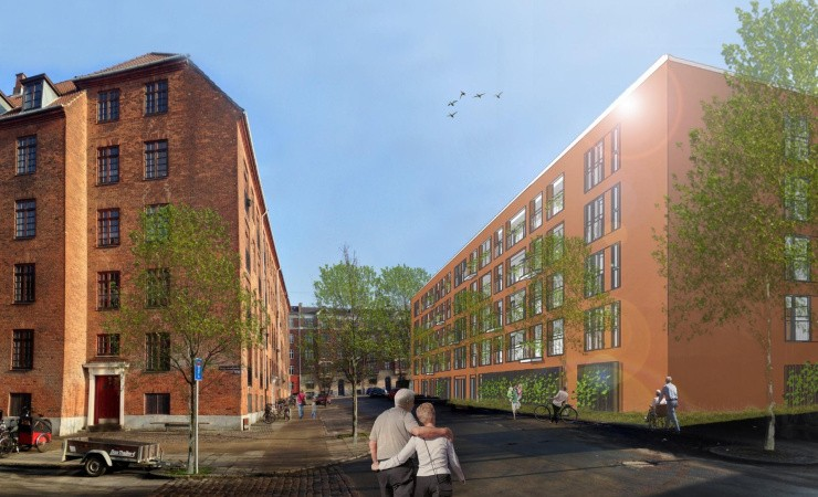 Nyt seniorbofællesskab på Nørrebro åbner snart