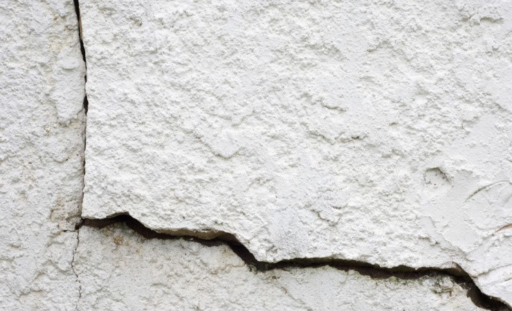 Flere huse har slået revne efter kloakarbejde