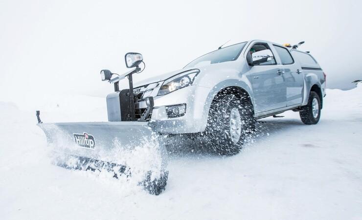 Småt vinterudstyr skal være stort i Jylland