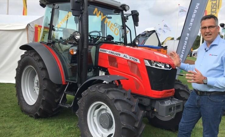 Lille traktor får større anvendelse