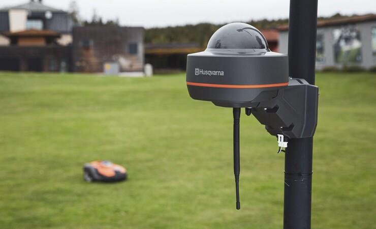 Husqvarna lancerer ny virtuel teknologi til professionel robotplæneklipning