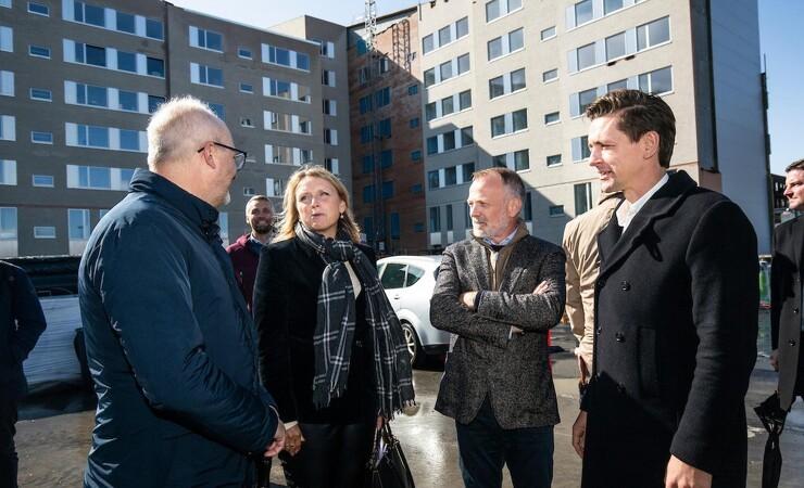 Ørestad Syd tilføres 148 almene boliger