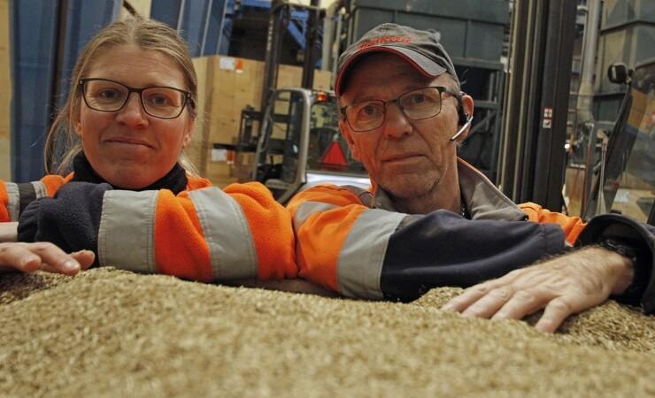 Entreprenør udlåner dygtige medarbejdere til frøfirma
