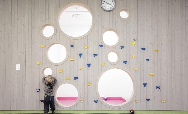 Bjerg Arkitektur vinder børnehus i Hjørring