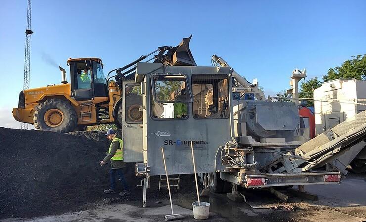 Ny teknik kan give gammel asfalt ny værdi som bærelag