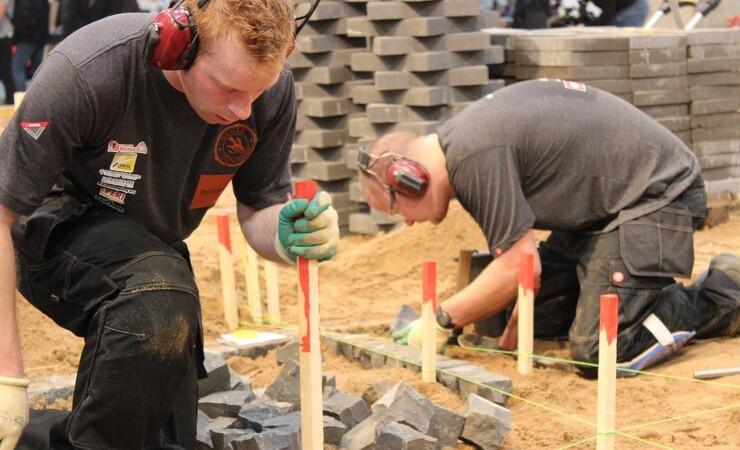 Mere end 300 unge klar til DM i Skills