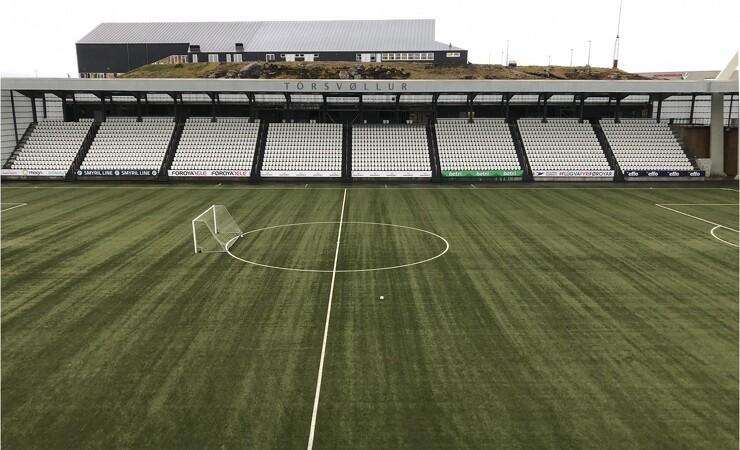 Give Steel scorer hattrick på Færøerne