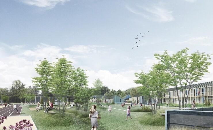 Ny udviklingsplan sætter skub i Odense-forstad