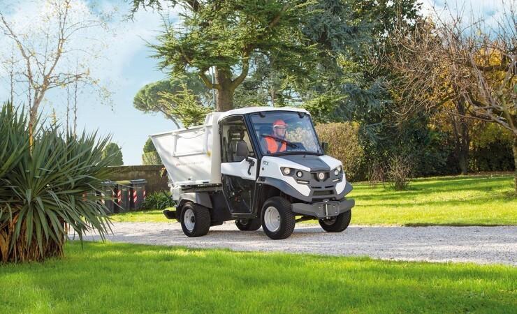 Ny el-arbejdsbil med mere last og længere rækkevidde