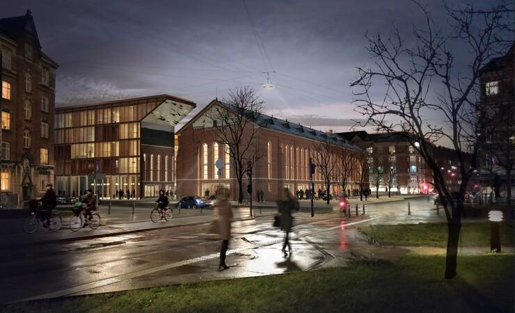 Ny vision vil gøre Nuuks Plads til et nyt samlingspunkt