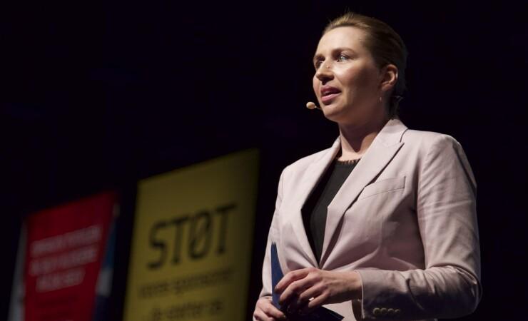 Statsministeren til lærlinge: I har taget det svære valg