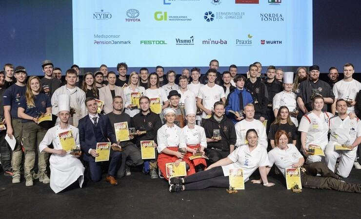 Her er alle Skills-vinderne