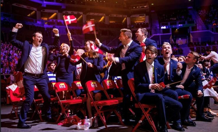 Danmark vil være vært for Euroskills i 2024